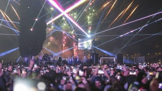 Capodanno di Roma, con Celestini e Carmen Consoli al Circo Massimo in 40mila