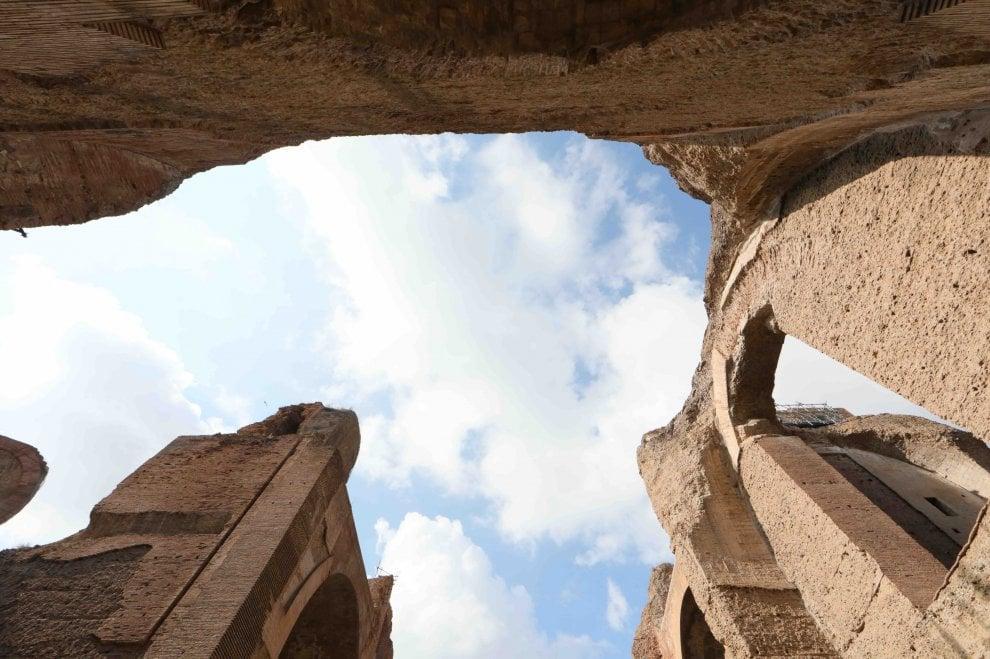 Roma, boom di visite alle Terme di Caracalla: +15% nel 2019