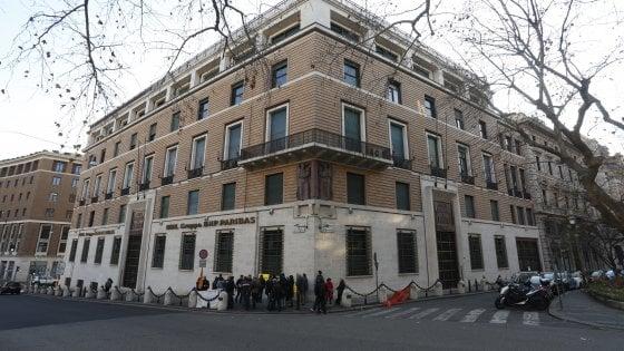 Roma,  dalla Dolce Vita ai luxury hotel. Un albergo nell'ex sede Bnl