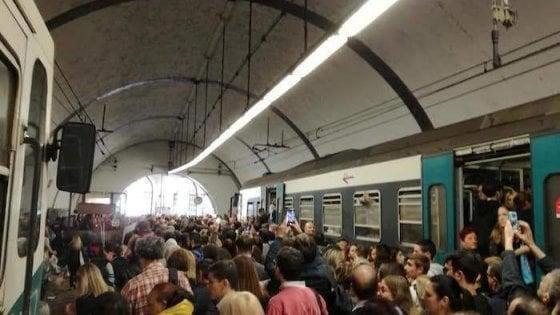 Roma,  pendolari in lotta: chiedono i danni per i treni saltati