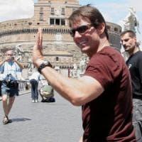 Roma, Monti aspetta Tom Cruise: un set lungo quaranta giorni