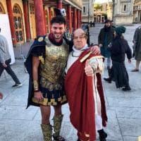 Carlo Verdone diventa 'Re di Roma' per Carl Brave