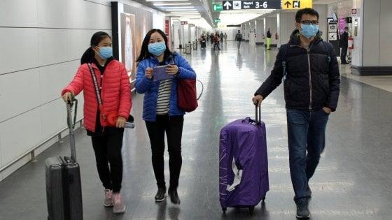 """Virus cinese, a Fiumicino cessata allerta. Ma allo Spallanzani """"Pronti all'emergenza"""""""