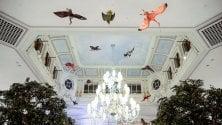 Cin-cin per l'arte, il St. Regis diventa galleria