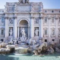 Campidoglio, ok a barriere protettive per Fontana di Trevi e presidi anti abusivi