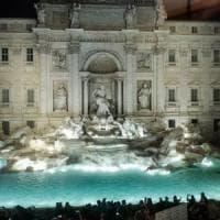 Scontro 5S su Fontana di Trevi