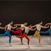 Teatro dell'Opera: Omaggio a Jerome Robbins, Abbagnato in scena