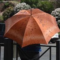 Roma, tornano pioggia e vento: l'avviso della Protezione civile