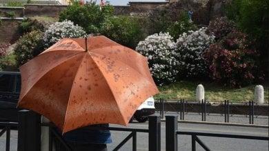 Tornano pioggia e vento l'avviso della Protezione civile