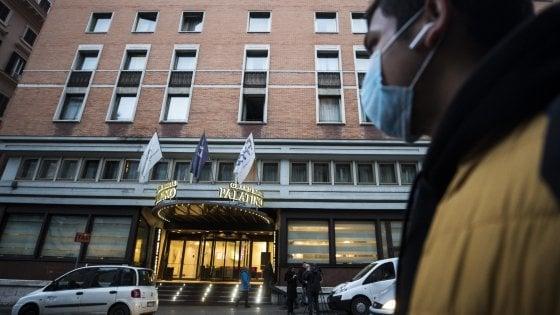"Coronavirus, decontaminata stanza albergo di Roma. ""Nessuna chiusura"""