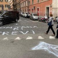 Indicazioni false per Fontana di Trevi. I vigili: