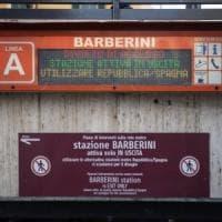 Metro Barberini chiusa per 10 mesi, l'Aula vota no alle agevolazione sui tributi per i negozi