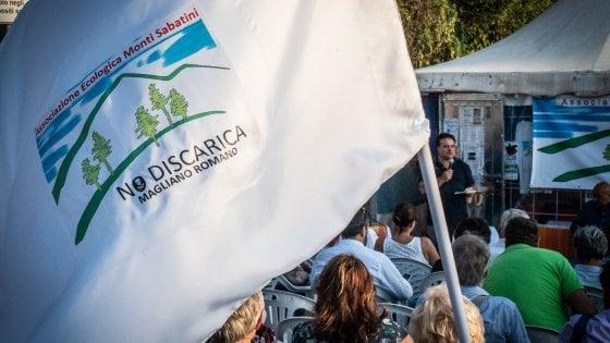 Magliano Romano, votata all'unanimità la mozione per intensificare i controlli sulla discarica