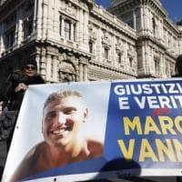 Omicidio Vannini, pm alla sbarra. La famiglia di Marco dalla sua parte