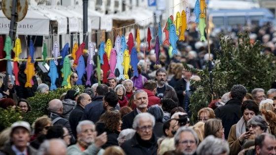 """Roma, le Sardine tornano in piazza. Donnoli: """"Zaky prigioniero mentre Di Maio si fa i selfie"""""""