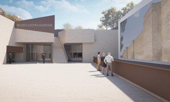 Metro Amba Aradam: l'archeo-stazione a Roma viaggia verso il futuro