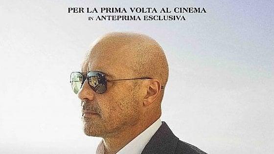 """Cinema: esce nelle sale """"Il commissario Montalbano"""", metà incasso allo Spallanzani"""