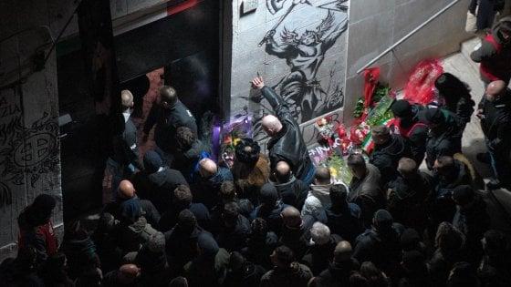 """Roma, aggredì cronisti dell'Espresso, il pm: """"Condannate il leader di Fn a sei anni"""""""