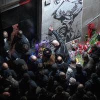 Roma, giornalisti aggrediti al Verano: pm chiede 6 anni per Castellino e
