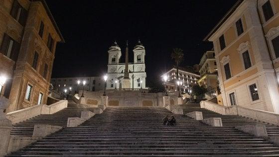Roma ai tempi del coronavirus: così la prudenza ha svuotato il centro