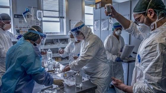 """Coronavirus Lazio, 40 guariti nelle ultime 24 ore, 188 nuovi casi. Altri 15 anziani positivi in casa di riposo. Infetti 94 medici, Omceo: """"Tamponi a tutti"""""""