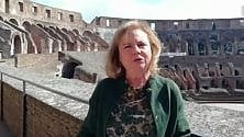 """""""Il Sommo poeta amava la Città eterna, non come Boccaccio...""""   video"""