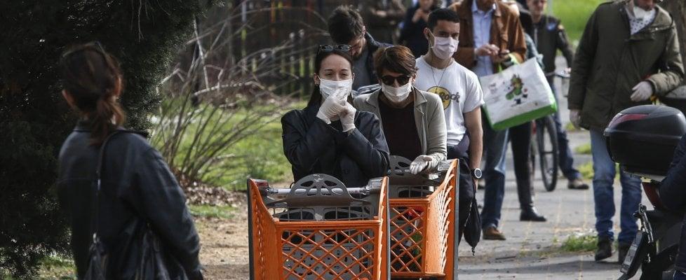 Coronavirus, i supermercati aperti a Roma e i siti di delivery