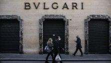 Rep :   Da Valentino a Bulgari, in campo le griffe