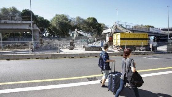 Roma, stop temporaneo del Tar alla demolizione della Tangenziale est