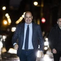 """Nicola Zingaretti annuncia: """"Sono guarito dal coronavirus, ora uniti per battere la..."""