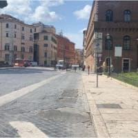 Roma, in piazza Venezia arriva un altro cantiere. Raggi: