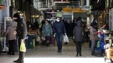 Riapre il mercato  dei fiori a Trionfale