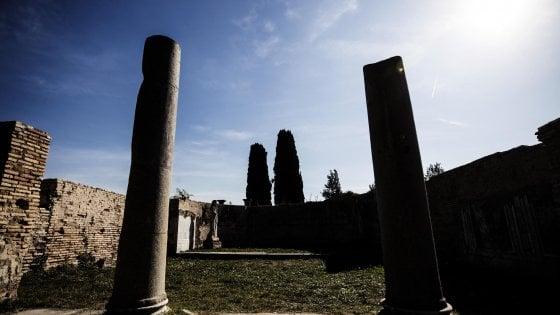 Il parco archeologico di Ostia antica diventa 'patrimonio europeo'