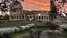 Quanti animali selvatici nel parco del Colosseo