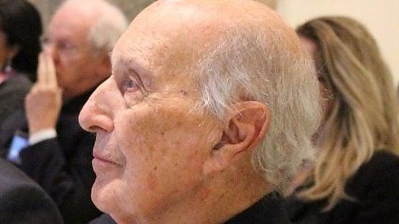 Coronavirus, morto a Roma a 95 anni Gaetano Rebecchini, ingegnere e tra i fondatori di An