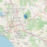 Terremoti, scossa magnitudo 3 a Marcellina, in provincia di Roma