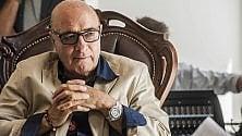 """Rep :  Ferretti: """"Ho conquistato Fellini con un pezzo di cartone"""""""