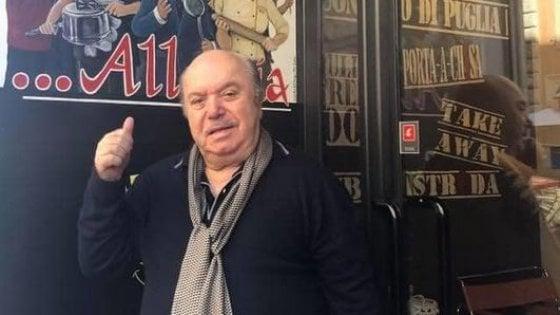 Coronavirus Roma, Lino Banfi dona 270 chili di orecchiette ai poveri