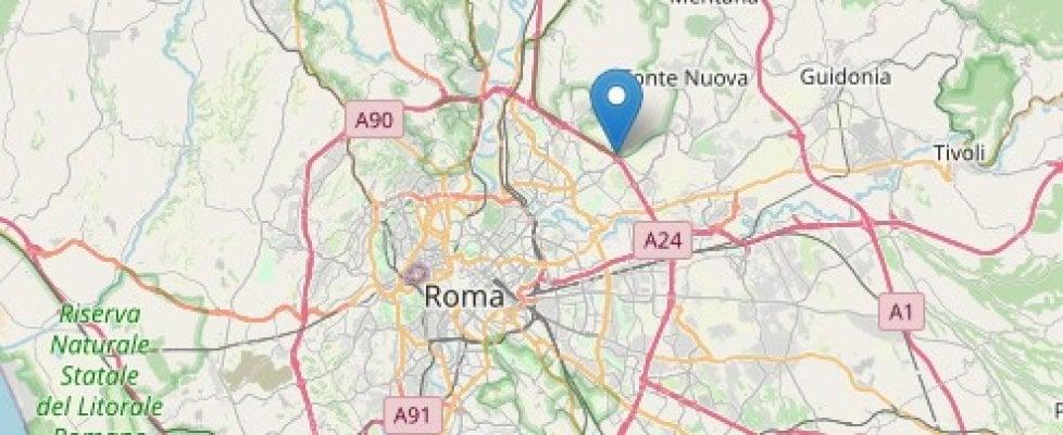 Terremoto a Roma, magnitudo 3,3: scossa all'alba avvertita in gran parte della città