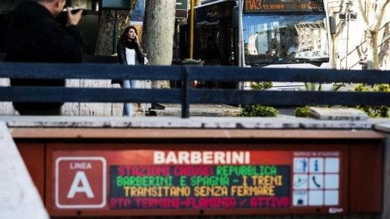 Metro Roma, Barberini riapre anche in entrata: terminati i lavori