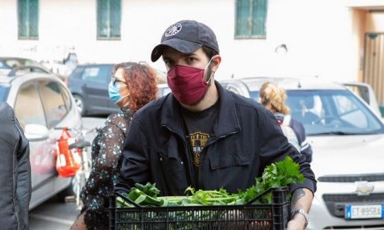 Roma, i nuovi partigiani della solidarietà di Centocelle