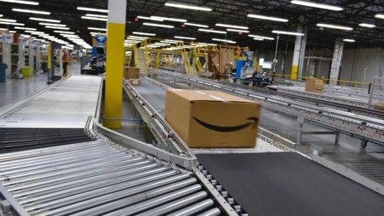 Colleferro, in autunno il nuovo centro Amazon: selezione per 500 posti di lavoro