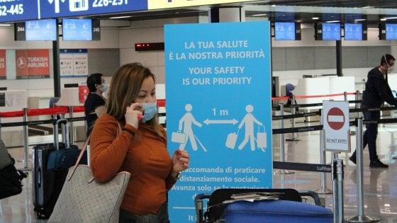 Fase due, a Fiumicino riprendono i voli. Regole più stringenti in aeroporto