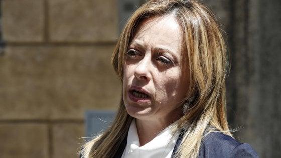 """Condannato a due anni lo stalker di Giorgia Meloni. """"Sentenza giusta"""""""