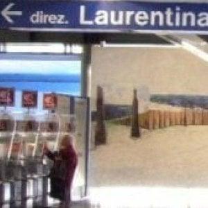 Roma, metro B interrotta tra Castro Pretorio e Laurentina per 4 week end
