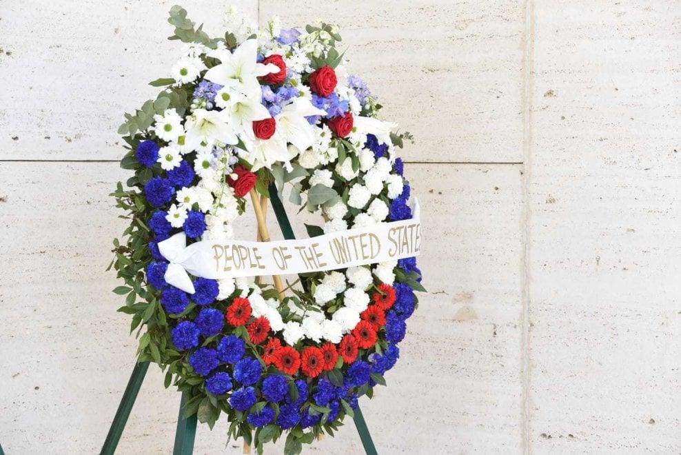Nettuno, Memorial Day nel cimitero militare deserto