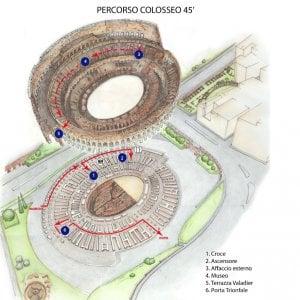Fase due, il primo giugno riapre il Colosseo: orari diversi e biglietto ridotto. Obbligo di mascherina e misurazione febbre