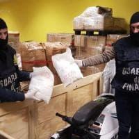 Roma, la cocaina viaggiava nascosta sugli acquascooter: sette arresti
