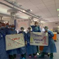Coronavirus, ad Ariccia l'ultimo paziente Covid lascia l'ospedale dei Castelli