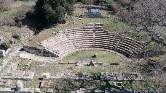 Roma, riapre il Parco archeologico di Tuscolo
